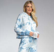 Load image into Gallery viewer, Elan Tie Dye Hoodie