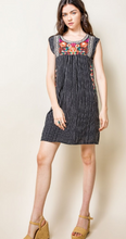Load image into Gallery viewer, Lynn Embroider Dress