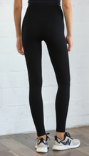 Load image into Gallery viewer, Ribbed High Waisted Leggings