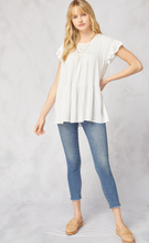 Load image into Gallery viewer, Marlee Ruffle Top