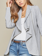 Load image into Gallery viewer, Becca Stripe Jacket
