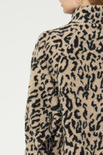 Load image into Gallery viewer, Mocha Leopard Pullover