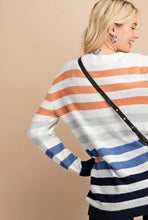 Load image into Gallery viewer, Lindsey Stripes Sweater