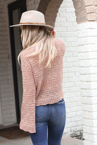 Clay Summer Sweater