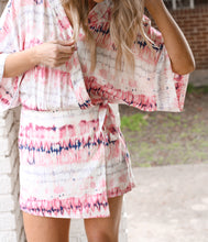 Load image into Gallery viewer, Faith TieDye Romper