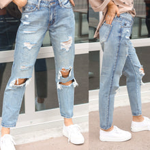Load image into Gallery viewer, **Gigi Girlfriend Denim
