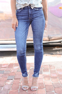 Gemma High Rise Denim