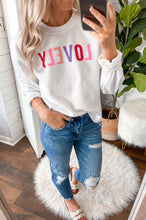 Load image into Gallery viewer, Lovely Crop Sweatshirt