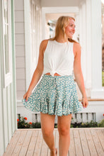 Load image into Gallery viewer, Sally Floral Print Skirt