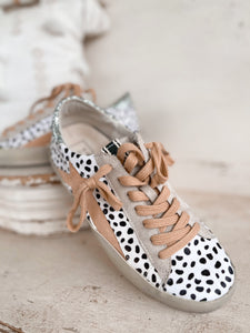 Sabrina Cheetah Shoe