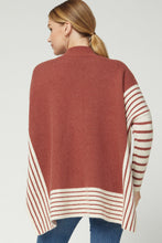 Load image into Gallery viewer, Marsala Turtleneck Sweater