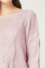 Load image into Gallery viewer, Camden Cable Knit Sweater