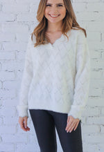 Load image into Gallery viewer, Favor Silver Sweater