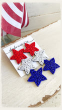 Load image into Gallery viewer, Stars Earrings