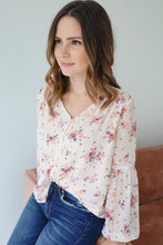 Load image into Gallery viewer, Floral Grace Blouse