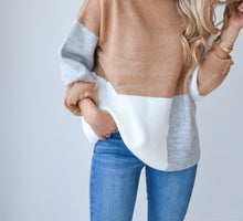 Load image into Gallery viewer, Tinsley Taupe Sweater