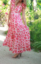 Load image into Gallery viewer, Elizabeth Floral Dress