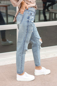 **Gigi Girlfriend Denim