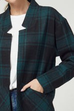 Load image into Gallery viewer, Millie Plaid Jacket
