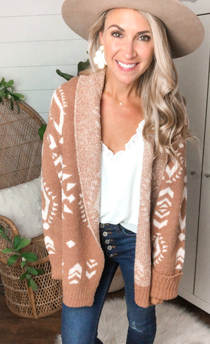 Aspen Sweater Cardigan