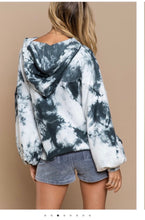 Load image into Gallery viewer, Electric Spark Oversized Lounge Sweatshirt