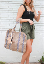 Load image into Gallery viewer, Boho Beach Bag