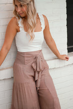 Load image into Gallery viewer, Chelsea Taupe Pants