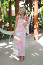Load image into Gallery viewer, Turks Halter Maxi Dress