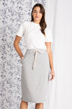 Load image into Gallery viewer, Cotton Self Tie Skirt