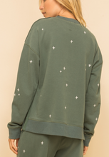 Load image into Gallery viewer, Pine Embroidered Sweatshirt