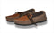 Cowhide Moccasins - Brown