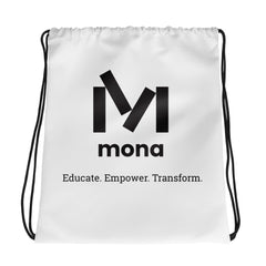Mona Drawstring bag