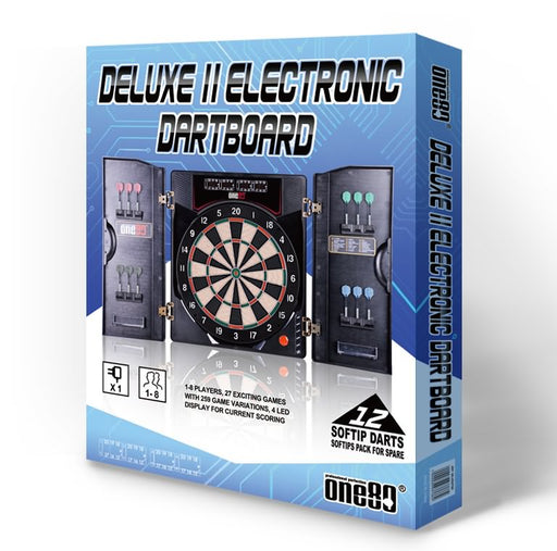 One80 Dartboard Electronic Deluxe - Sports Grade