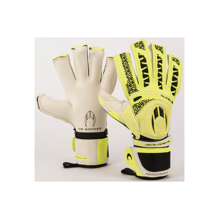 Ho Ikarus Roll / Negative Gkg Fluoro Lime/white/black - Sports Grade