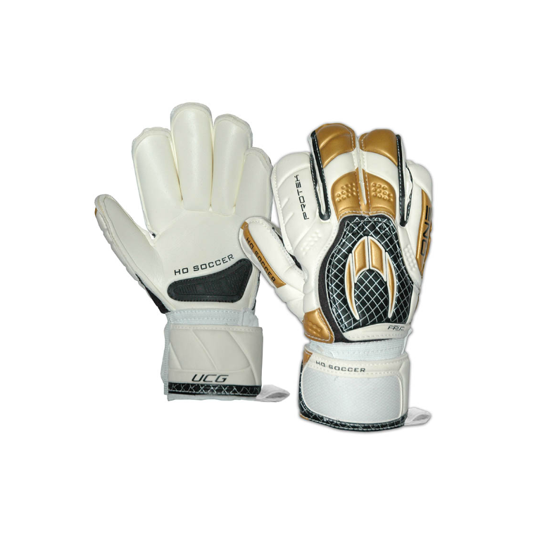 Ho One Protek Gkg White/gold/black - Sports Grade