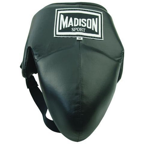 Madison Abdominal Protector - Black Boxing - Sports Grade