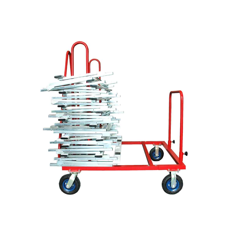Alliance Competition Hurdle Trolley - Holds 15 Base Unit - Sports Grade