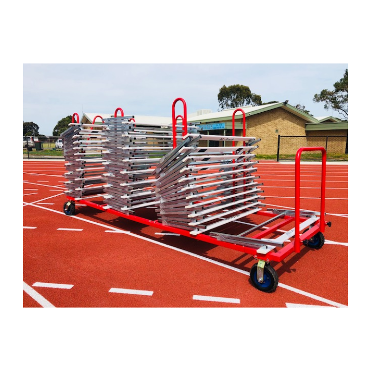 Alliance Competition Hurdle Trolley - Extender Unit + 15 - Sports Grade