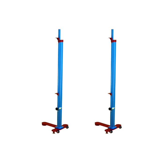 Sportland High Jump Upright Deluxe - Iaaf Approved - Sports Grade