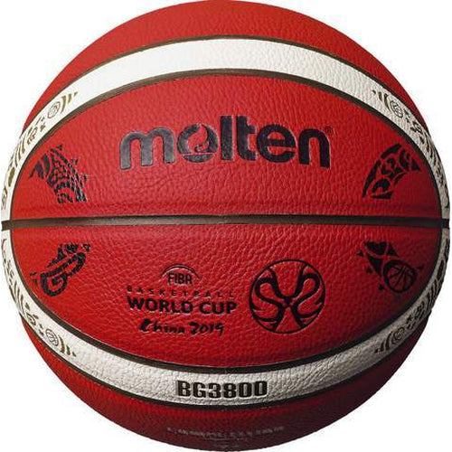 Molten - BG3800  Series Basketball - Replica 2019 World Cup Game Ball - Sports Grade