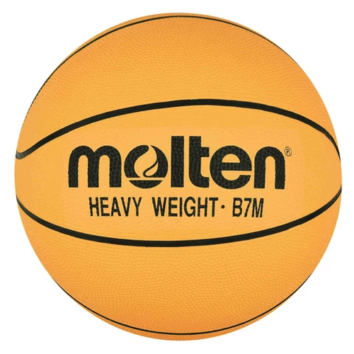 Molten - Heavy Weighted Training Basketball - Sports Grade