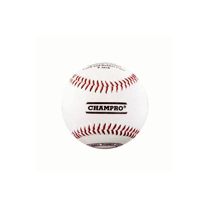 "Champro Baseball 9"" - Synthetic Leather - Sports Grade"