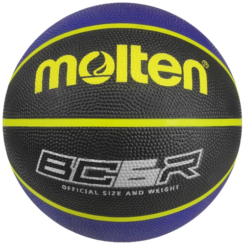 Molten - Bcr2 Series Basketball - Black/Blue - Sports Grade
