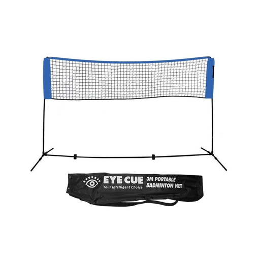 Wish Badminton Portable Net System 3 Metres - Sports Grade