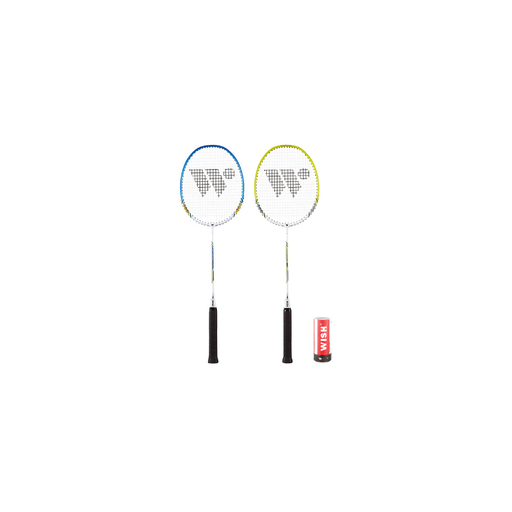 Wish Badminton Set - 2 Player 327 - Sports Grade