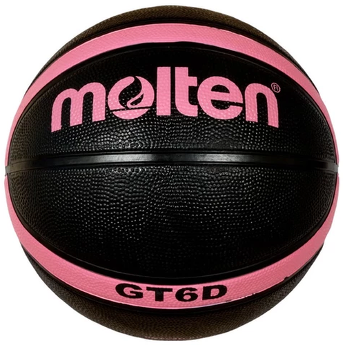 Molten - Gtx Series Basketball - Black/Pink - Sports Grade