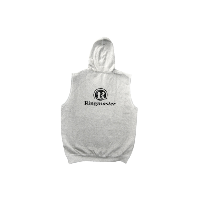 Ringmaster Sleeveless Zip Hoodie - Sports Grade