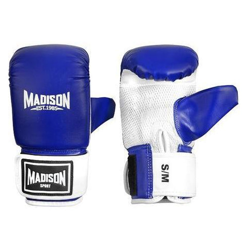 Madison Contender Boxing Mitts - Royal Boxing - Sports Grade