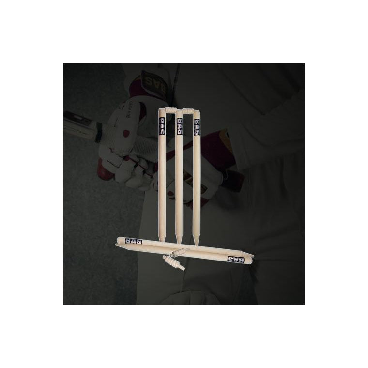 Bas Cricket Stump Set - Sports Grade