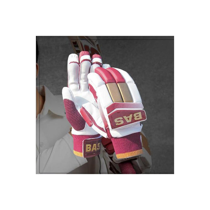Bas Batting Gloves Bow 600 Adult Right Handed - Sports Grade